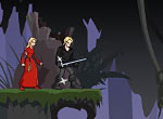 Flash игра Princess Bride: The Fire Swamp