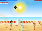 Flash игра Boom Boom Volleyball