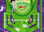 Flash игра Tim Ball Pinball